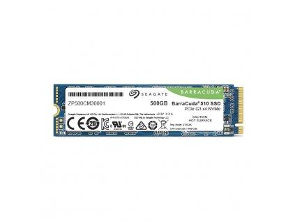 SSD 500GB Seagate BarraCuda 510 NVMe M.2 PCIe