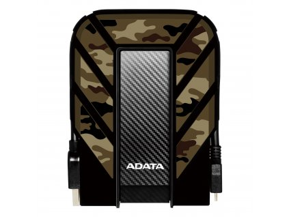 ADATA HD710MP 2TB External 2.5'' HDD Military