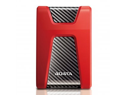 ADATA HD650 2TB External 2.5'' HDD Red 3.1