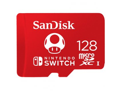 SanDisk Nintendo Switch microSDXC 128GB