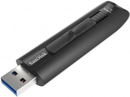 SanDisk Extreme GO 128GB USB 3.1 černá