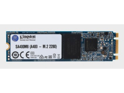 240GB SSD A400 Kingston M.2 350/500MB/s