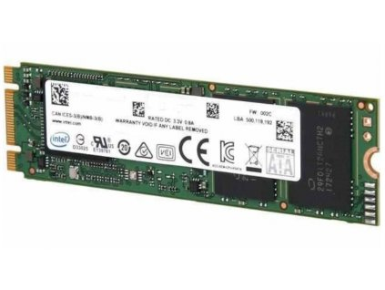 SSD 480GB Intel D3-S4510 M.2 80mm SATA III OEM TLC
