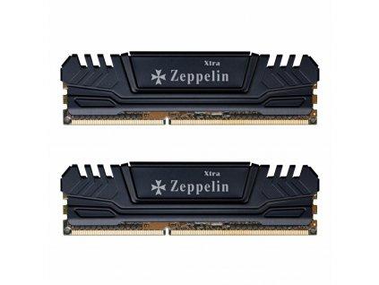 EVOLVEO Zeppelin, 4GB 1333MHz DDR3 CL9, Black, box (2x2GB KIT)