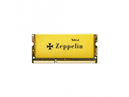EVOLVEO Zeppelin, 8GB 1600MHz DDR3 CL11 SO-DIMM, GOLD, box