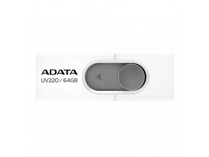 16GB ADATA UV220 USB white/gray