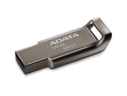 64GB ADATA UV131 USB 3.0 kovová (potisk)