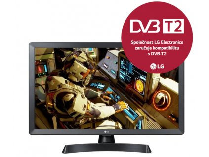 24'' LG LED 24TL510V - HD ready,DVB-T2,HDMI,USB