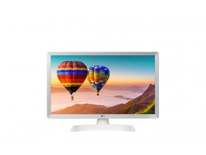 24'' LG LED 24TN510S - HD ready,DVB-T2/C/S2, bílá