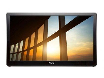 16'' LED AOC I1659FWUX - FHD, IPS, USB