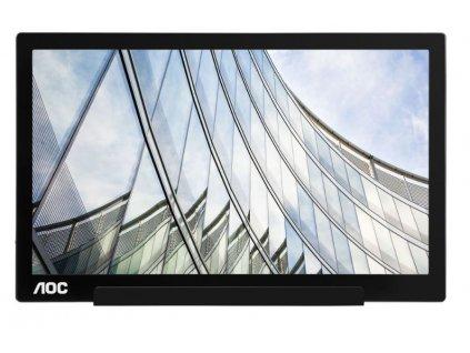 16'' LED AOC I1601FWUX - FHD, IPS, USB-C