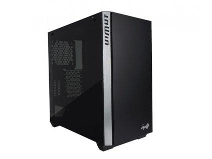 Midi ATX skříň In Win 216 Black