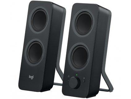 Logitech Speaker Z207 black, Bluetooth, RMS 5W