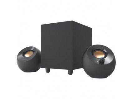 Creative Labs Speakers Pebble Plus 2.1 USB black