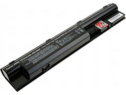 Baterie T6 power HP ProBook 440 G1, 445 G1, 450 G1, 455 G1, 470 G1, 470 G2, 6cell, 5200mAh