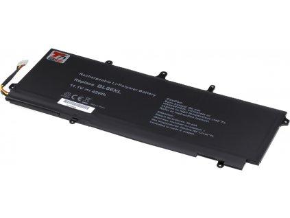 Baterie T6 power HP EliteBook Folio 1040 G1, 1040 G2, 3800mAh, 42Wh, 6cell, Li-pol