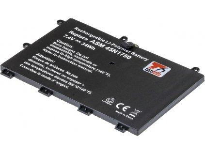 Baterie T6 power Lenovo ThinkPad Yoga 11e 20D9, 20DA, 20DB, 20DU, 20E5, 4600mAh, 34Wh, 2cell, Li-pol