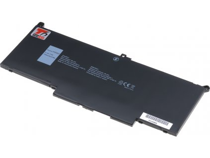 Baterie T6 power Dell Latitude 7280, 7290, 7380, 7390, 7480, 7490, 7500mAh, 57Wh, 4cell, Li-pol