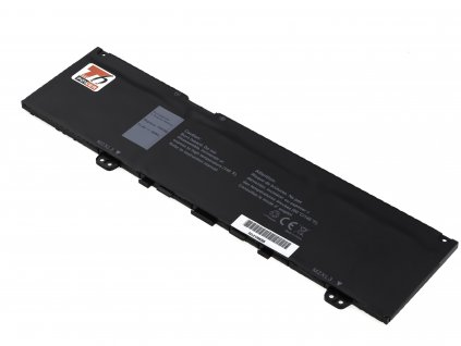 Baterie T6 power Dell Insprion 13 5370, 7370, 7373, 7386, Vostro 5370, 3330mAh, 38Wh, 3cell, Li-pol