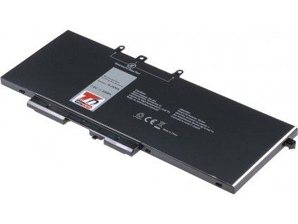 Baterie T6 power Dell Latitude 5280, 5290, 5480, 5490, 5580, 5590, 8950mAh, 68Wh, 4cell, Li-pol