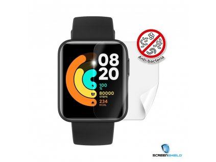Screenshield Anti-Bacteria XIAOMI Mi Watch Lite folie na displej