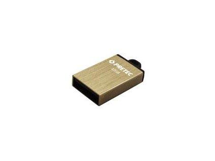 Pretec i-Disk Elite USB 2.0 8GB - zlatý