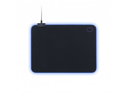 COOLER MASTER MASTERACCESSORY MP750 L podložka pod myš s podsvícením 470X350MM černá