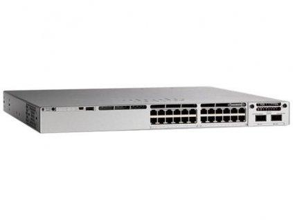 Catalyst 9200L 24-port PoE+, 4 x 10G, Network Essentials, C9200L-24P-4X-E