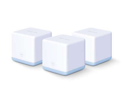 Halo S12(3-pack) 1200Mbps Home Mesh WiFi system
