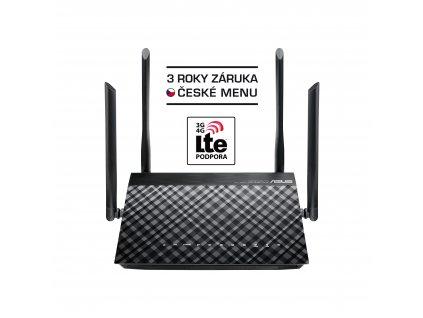 ASUS DSL-AC55U - Dualband Wireless VDSL2/ADSL AC1200 router DSL-AC55U