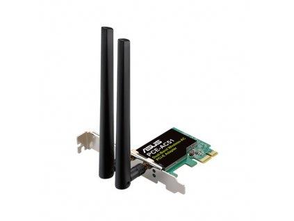 ASUS PCE-AC51 - Dualband WLAN PCI-E 802.11ac 300M