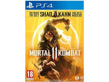PS4 - Mortal Kombat XI