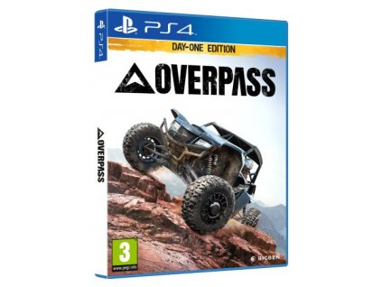 PS4 - Overpass D1 edition