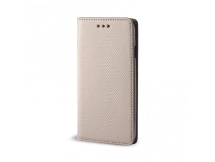 Cu-Be Pouzdro s magnetem Samsung A42 5G Gold