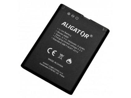Aligator baterie A890/A900, Li-Ion 1600 mAh