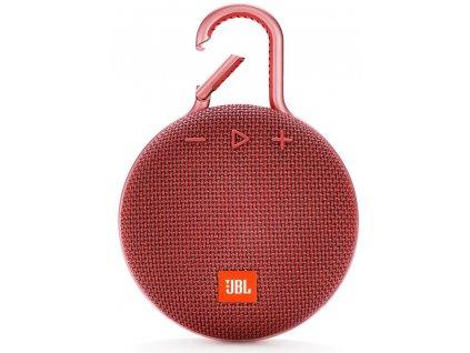 JBL Clip 3 - red