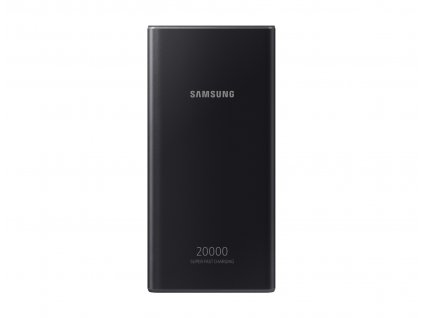 Samsung Powerbanka 20 000mAh USB-C Dark Gray