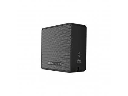 Energy Sistem MB 1+ Slate Bluetooth, FM rádio, výkon 5W, mikro SD, Li-Pol, 6 hodin, černá
