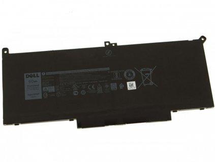 Dell Baterie 4-cell 60W/HR LI-ON pro Latitude 7280, 7290, 7380, 7390, 7480, 7490
