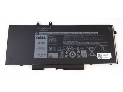 Dell Baterie 4-cell 68W/HR LI-ON pro Latitude 5400,5500 a Precision M3540