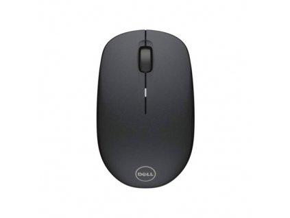 Dell myš, bezdrátová WM126 k notebooku, černá