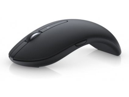 Dell myš, laserová WM527, bezdrátová, černá
