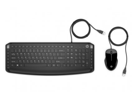 HP Pavilion Keyboard Mouse 200 CZ/SK