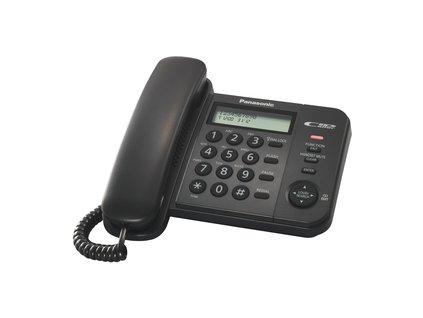 KX-TS560FXB telefón PANASONIC