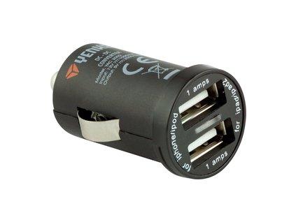 YAC 2002 USB Car Charger 2000 mA YENKEE