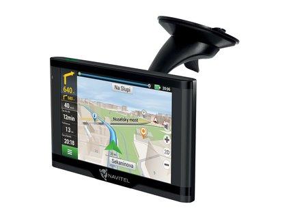 E500 MAGNETIC GPS navigácia NAVITEL