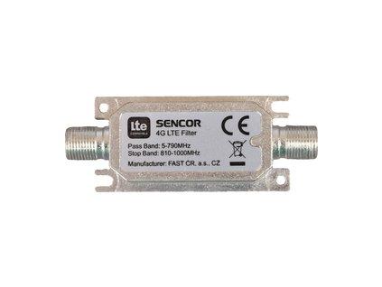 FILTR LTE (4G) - pásmový SENCOR