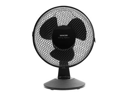 SFE 2311BK stolný ventilátor SENCOR