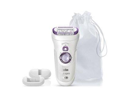 Silk epil 9-700 Purple depilátor BRAUN