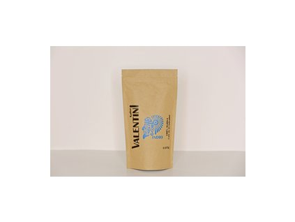 Indio 475g zrnk. káva KaffeeValentini